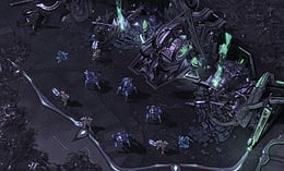 Starcraft 2: Legacy of the Void screen shot 3