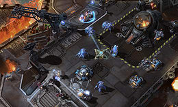 Starcraft 2: Legacy of the Void screen shot 4