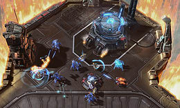 Starcraft 2: Legacy of the Void screen shot 5