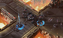 Starcraft 2: Legacy of the Void screen shot 6