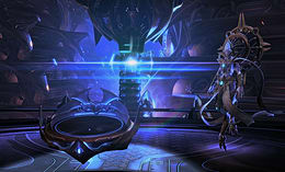 Starcraft 2: Legacy of the Void screen shot 8