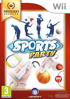 Resultado de imagen de Sports Party wii