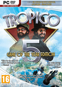 Tropico 5 Game of the Year Edition PC Games