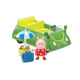 Peppa Pig Holiday Rental Sunshine Car screen shot 1