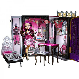 Ever After High Thronecoming Book PlaysetFigurines
