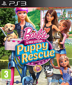 Barbie & Her Sisters: Puppy Rescue PlayStation 3