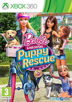 Barbie & Her Sisters: Puppy Rescue Xbox 360