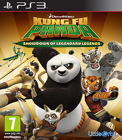 Kung Fu Panda: Showdown of Legendary Legends PlayStation 3