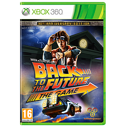 Back to the Future 30th Anniversary - Only at GAME Xbox 360