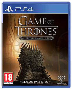 Game of Thrones Season 1PlayStation 4Cover Art