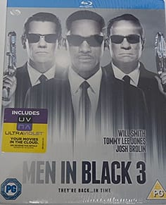 Men In Black 3Blu-ray