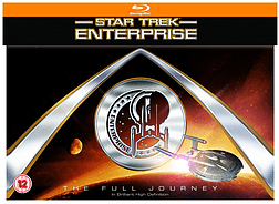 Star Trek Enterprise: The Full JourneyBlu-ray