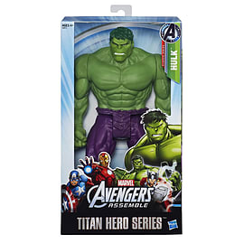 Marvel Avengers Titan Hero Series Hulk FigureFigurines