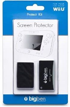 Screen Protector For Gamepad Wii U