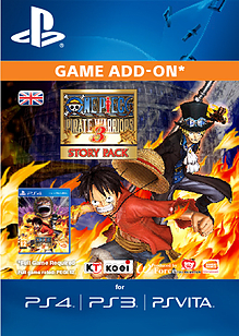 One Piece Pirate Warriors 3 - Story Pack for PS4