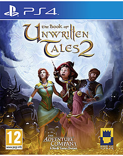 The Book of Unwritten Tales 2PlayStation 4