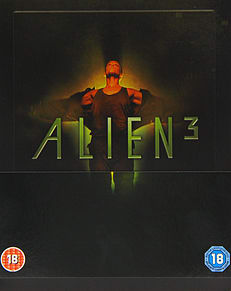 Alien 3: Limited Edition SteelbookBlu-ray