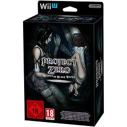 Project Zero: Maiden of Black Water Limited Edition - Only at GAME Wii U