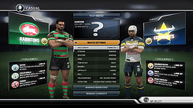 Rugby League Live 3 screen shot 1