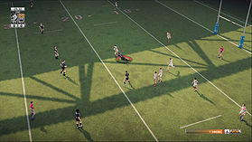 Rugby League Live 3 screen shot 4
