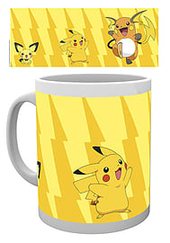 Pokemon Pikachu Evolve 10oz Drinking MugHome - Tableware