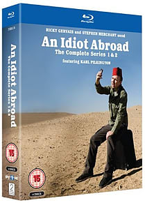 An Idiot Abroad Box Set: Series 1 and 2Blu-ray