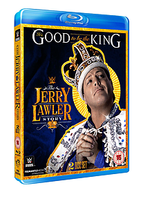 WWE Its Good To Be The King: The Jerry Lawler StoryBlu-ray