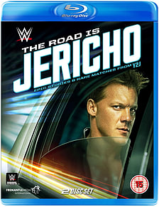 WWE: The Road Is Jericho: Epic Stories And Rare Matches From Y2JBlu-ray