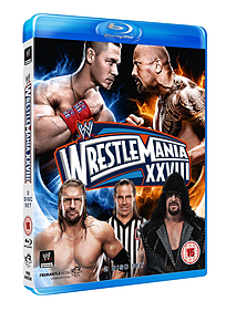 WWE: Wrestlemania 28Blu-ray