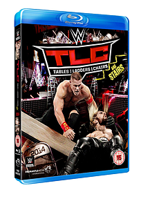 WWE: TLC: Tables Ladders and Chairs 2014Blu-ray
