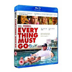 Everything Must GoBlu-ray