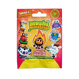 Moshi Monsters Moshling Blind Bag Series 6 FiguresFigurines