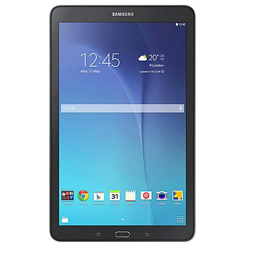 [NEW - Tablet] Samsung Galaxy Tab E Black 8GB (As New Condition)