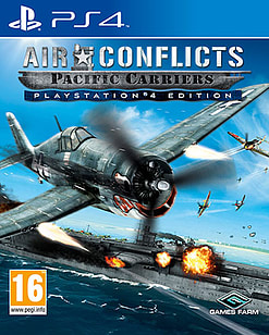 Air Conflicts: Pacific CarriersPlayStation 4