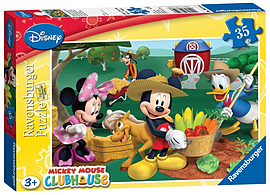 Mickey Mouse Clubhouse (35 pieces)Puzzles and Board Games