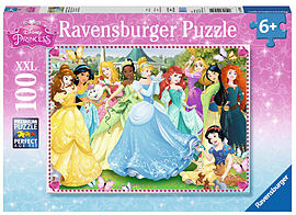 Disney Princess XXL100Puzzles and Board Games