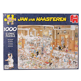 Jan Van Haasteren The Kitchen Puzzle (1000 Pieces)Puzzles and Board Games