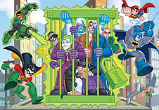 Superfriends 4in1 Standard Suitcase Puzzles screen shot 2