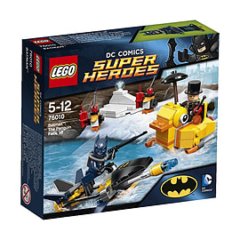 Lego Super Heroes : Batman The Penguin Face OffBlocks and Bricks