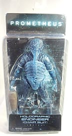 Prometheus Series 3 - Holographic Engineer Chair Suit Action FigureFigurines