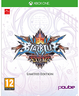 BlazBlue ChronoPhantasma Extend Limited EditionXbox OneCover Art
