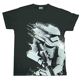 Star Wars Ep.7 T-Shirt - Stormtrooper - Kids 7/8Ages 7 & 8