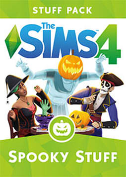The Sims 4 - Spooky Stuff Pack