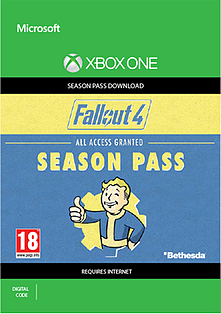 Fallout 4 Season Pass box art