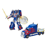 Transformers Age of Extinction First Edition Optimus Prime screen shot 4