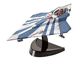 Star Wars Plo Koons Jedi Starfighter Easykit Model KitFigurines