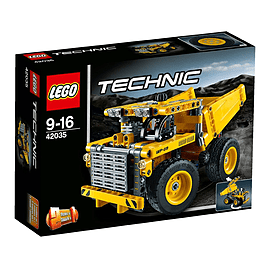 Lego Technic: Wheel Dozer (42035) /toysBlocks and Bricks
