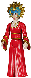 Funko ReAction Big Trouble in Little China Gracie Law FigureFigurines