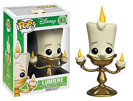 POP! Disney Lumiere Vinyl FigureFigurines