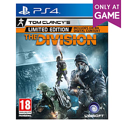 Tom Clancy's The Division Limited EditionPlayStation 4